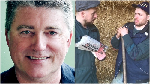 Countryman Pat Shortt hosts tonight's Big Week on the Farm and the 2 Johnnies reign on the week so far.