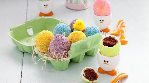 Foodoppi S Easter Egg Cakes Today