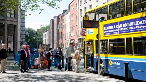 The NTA is committed to introducing cashless bus operations in Dublin