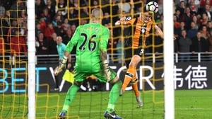 Harry Maguire scores Hull's fourth