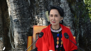 Aung San Suu Kyi said: 'Ethnic cleansing is too strong an expression to use for what is happening'