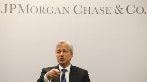 JP Morgan Chase & Co's CEO Jamie Dimon noted that the US and global economies continue to show strength