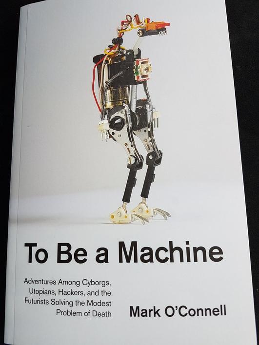 Book: To Be a Machine