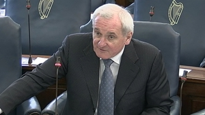 Bertie Ahern said a Brexit minister would have been sensible
