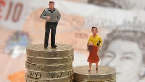 More than 10,000 companies submitted their data, with 78% of the 10,015 firms having a pay gap in favour of men