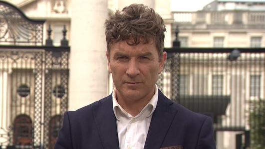 Harry McGee, Comhfhreagraí Polaitíochta, Irish Times.