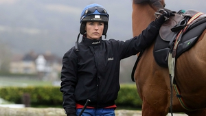 Katie Walsh is aiming to be the first female rider to win the Aintree showpiece