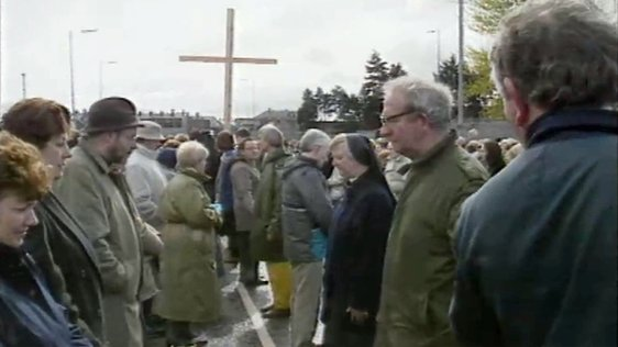 Peace Rally, Belfast (1987)