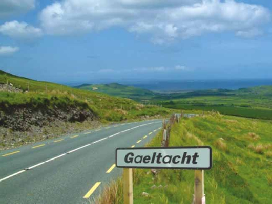 Lost Summer For The Gaeltacht