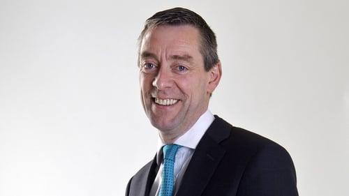 DCC Chief Executive Donal Murphy