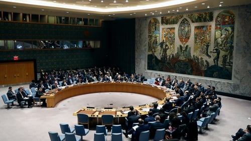 UN Security Council: Ireland is looking for a seat at this table