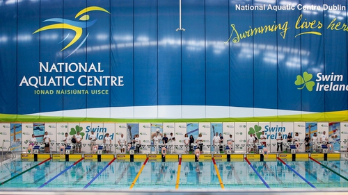 The National Aquatic Centre has closed