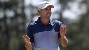 Sergio Garcia is bidding to break his maiden tag at the majors