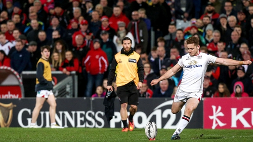 Paddy Jackson was among the try scorers for Ulster