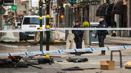 Sweden truck attacker convicted, given life sentence