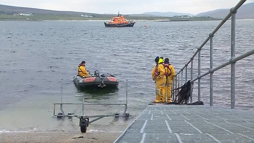 Fishermen and others putting to sea are being urged to remain vigilant for any sign of debris