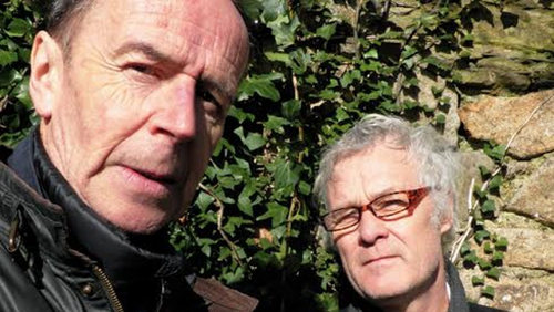 Sonny Condell and Paddy Kehoe Seize the Day on their new album.