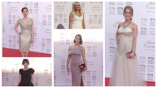 The IFTA Film and Drama Awards are taking place in Dublin this evening
