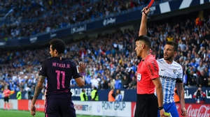Neymar's response to his dismissal has cost him and Barcelona dear