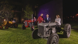 The Ray D'Arcy Show Extras: David Graham and Tractors