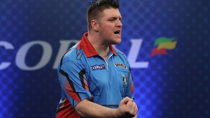 Daryl Gurney is ranked 19th in the world (Pic: PDC)