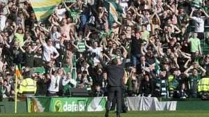 It was business as usual for Celtic