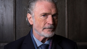 Patrick Bergin: joins the cast of Red Rock tomorrow night as the fierce Jim Tierney