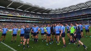 Dublin suffered the rare taste of defeat at Croke Park in the Division 1 final to Kerry