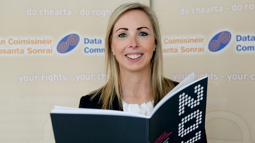 Data Protection Commissioner Helen Dixon talks to Conor Brophy about the new regulations which will be in force this day next year