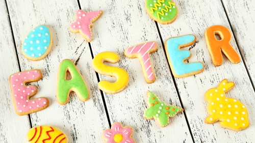 Have fun with these cheap and cheerful baking recipes.  Happy Easter!