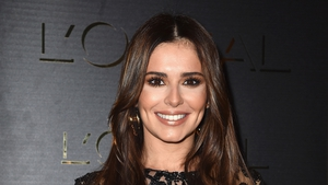 Cheryl has spoken about being a first time mum