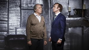 Michael McKean and Bob Odenkirk