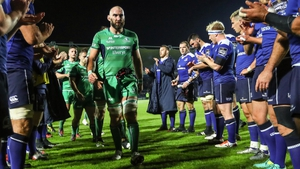 John Muldoon leaves the RDS field after Connacht lost there in October