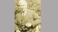 Seán Mac Giollarnáth, béaloideasóir agus scríbhneoir