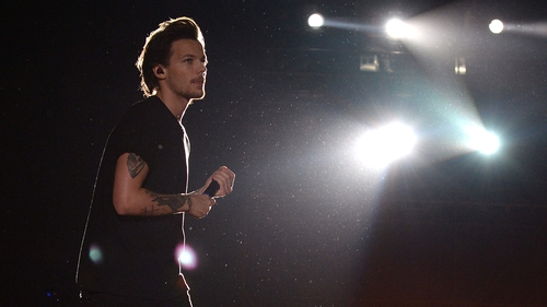 Louis Tomlinson - Had been returning from holidays with his girlfriend when the incident occurred