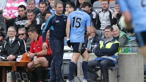 How Jim Gavin uses his experienced players will be crucial for the Championship according to Bernard Flynn.