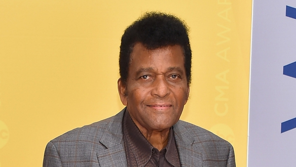 Country Music Legend Charley Pride will entertain fans on The Late Late Show this Friday