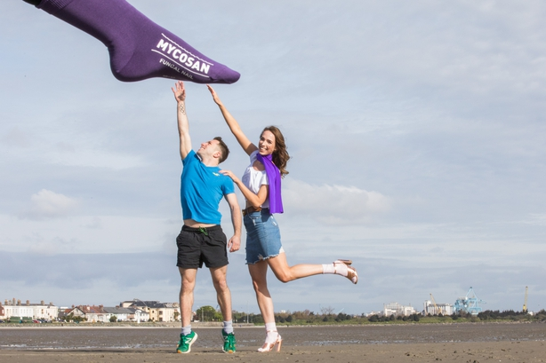 Oliver and Ciara share their top tips for top toes this summer!