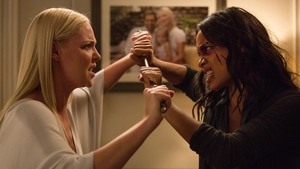 Katherine Heigl and Rosario Dawson star in this rather forgettable movie