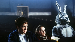 Don't look now but there's a 6Ft rabbit to your right