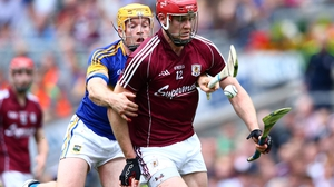 Jonathan Glynn starred for Galway in 2015