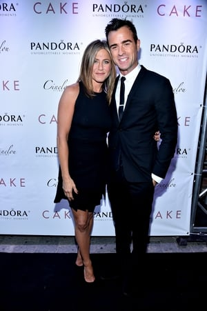 All smiles and all black at the 'Cake' cocktail reception presented by PANDORA Jewelry in 2014!