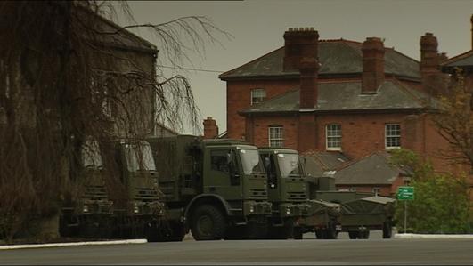 Defence Forces Survey
