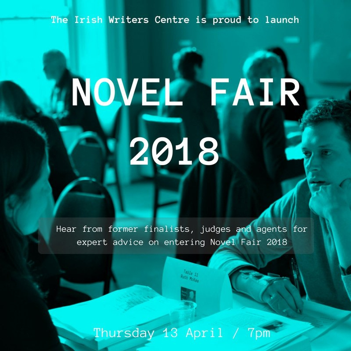 Submissions to Novel Fair 2018 at Irish Writer's Centre
