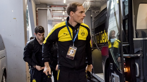 Thomas Tuchel guided Dortmund to cup success at the weekend