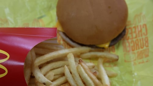 Sales at McDonald's restaurants in the US open for at least 13 months rose 2.4% in the third quarter ended September 30