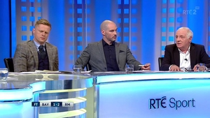 Damien Duff, Richie Sadlier and Eamon Dunphy discuss the need for technology after another night of controversial penalty awards