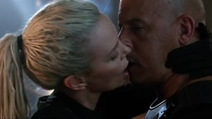 THAT kiss between Charlize Theron and Vin Diesel