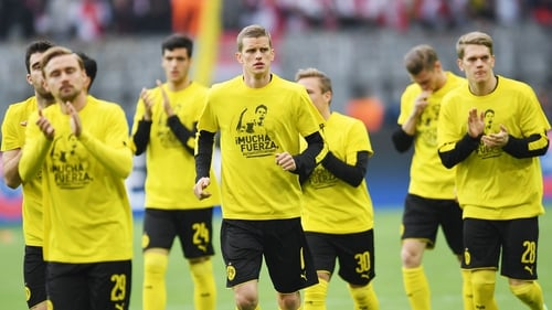 Dortmund blame bus delay for a torrid night in Monaco