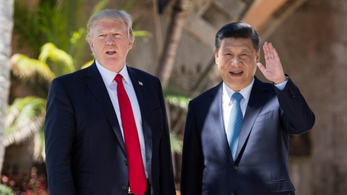 Trump, Xi chew over trade war at high-stakes dinner